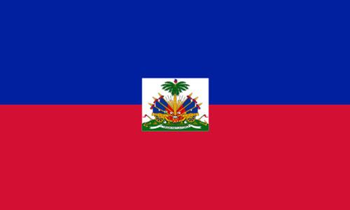 Bandera de Haití