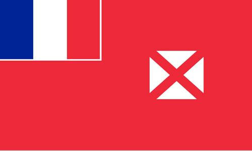 Bandera de Wallis y Futuna