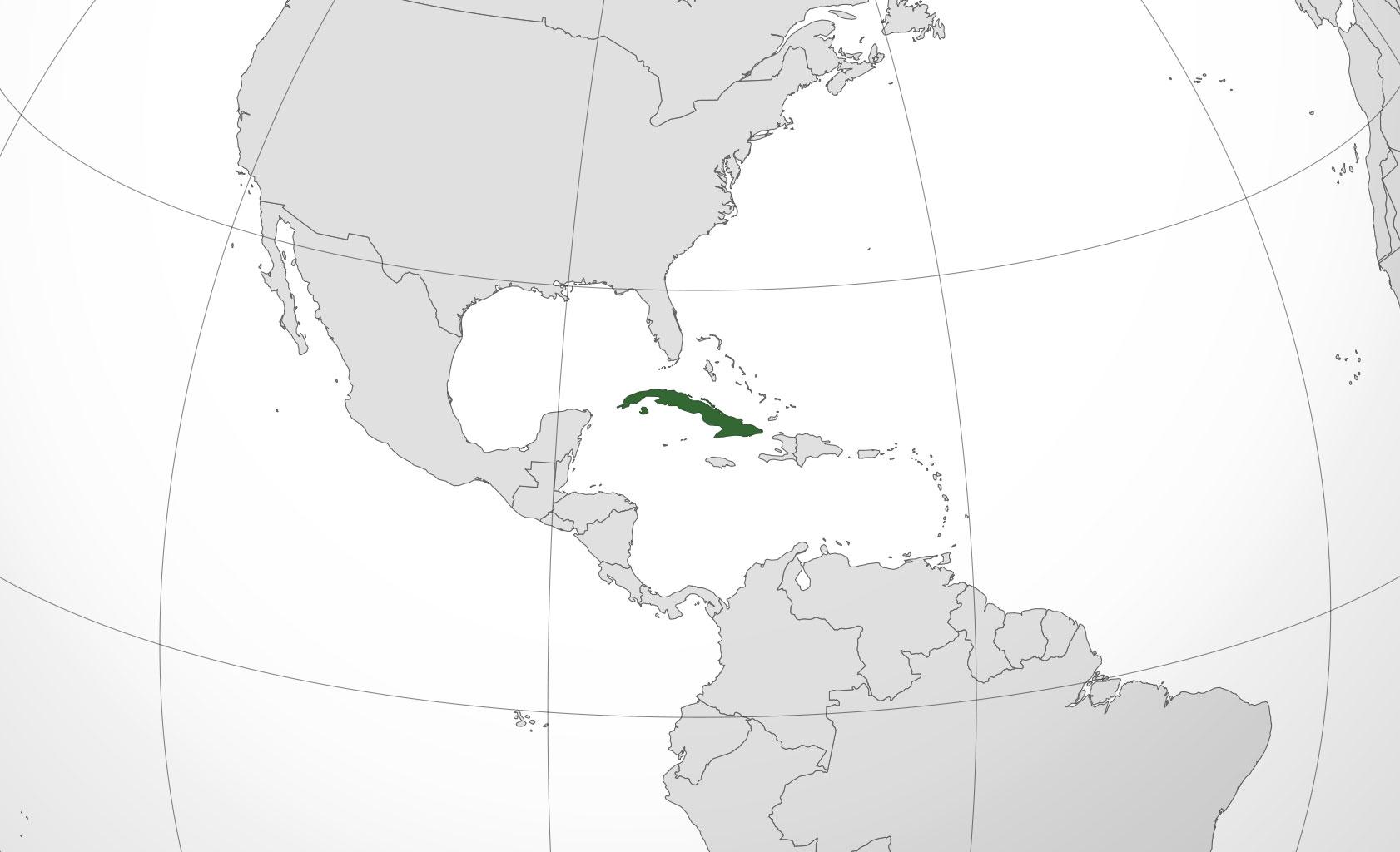 mapa de cuba, donde está, queda, país, encuentra