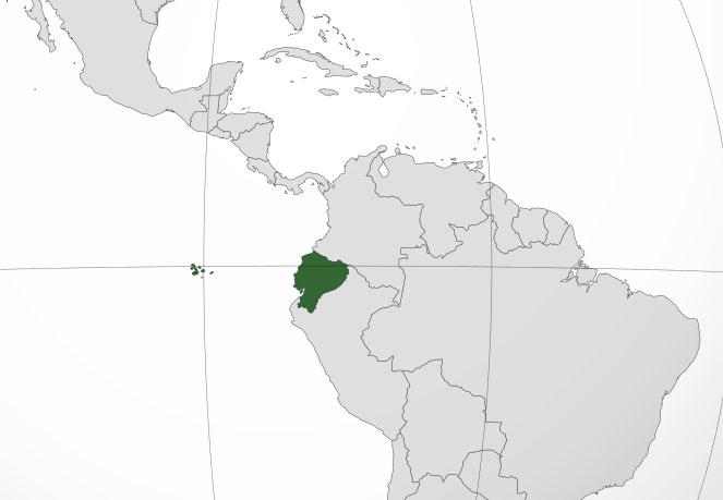 Mapa de ecuador donde est queda pa s encuentra for Donde se encuentra el marmol
