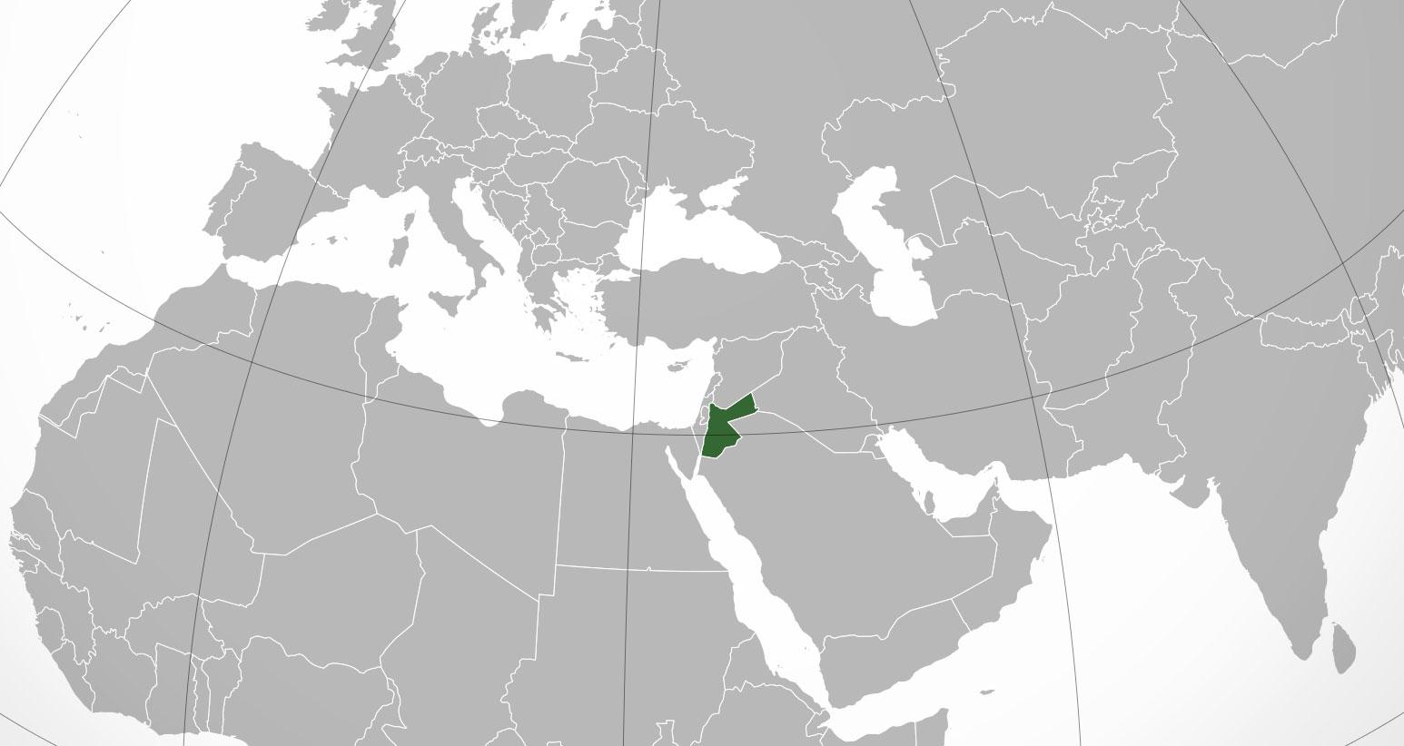 jordania mapa Mapa de Jordania, donde está, queda, país, encuentra  jordania mapa