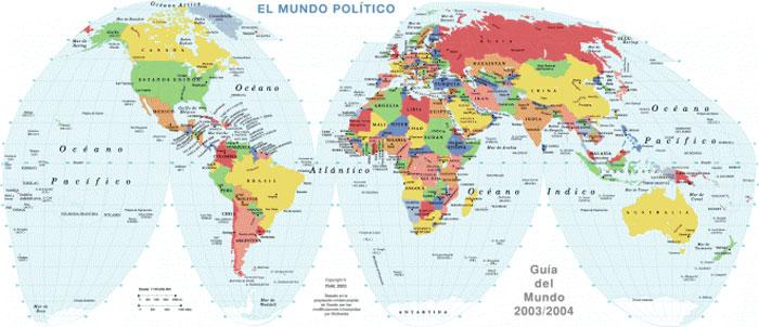 mapa mundial ile ilgili görsel sonucu mapa mundial