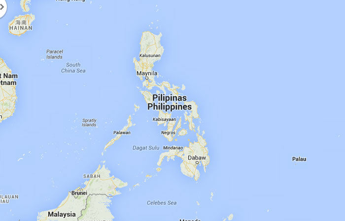 filipinas mapa Mapa de Filipinas, donde está, queda, país, encuentra  filipinas mapa