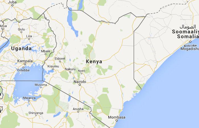 Mapa de kenia donde est queda pa s encuentra for Donde se encuentra el marmol