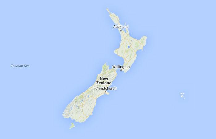 Donde Esta Nueva Zelanda Mapa Mundi.Mapa De Nueva Zelanda Donde Esta Queda Pais Encuentra