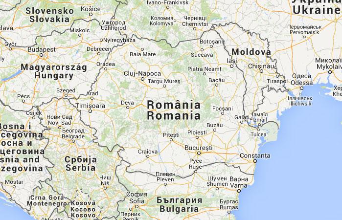 ver pais rumania: