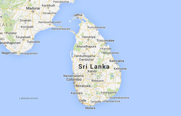 mapa colombo Mapa de Sri Lanka, donde está, queda, país, encuentra  mapa colombo