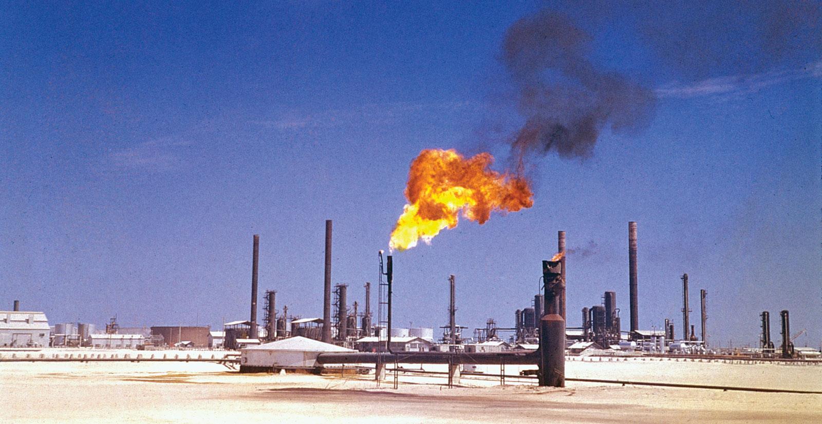 Arabia Saudita puede limitar la producción de petróleo