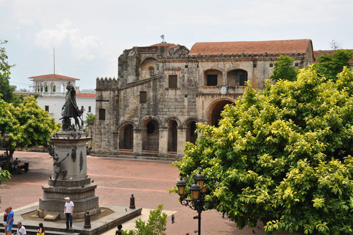 Zona Colonial, en Santo Domingo