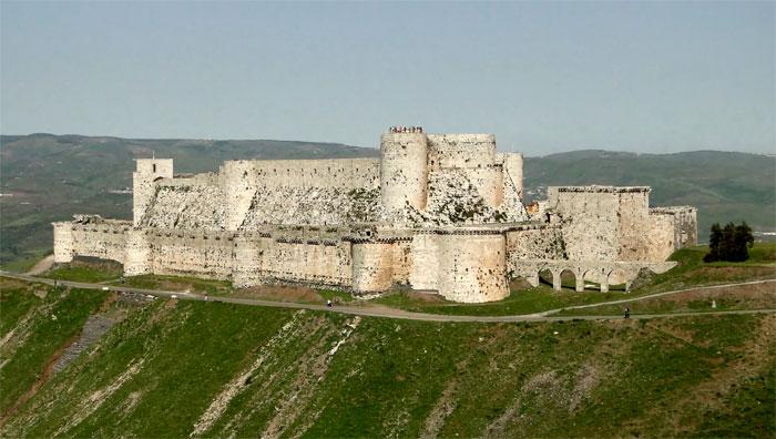 Castillo Crac de los Caballeros