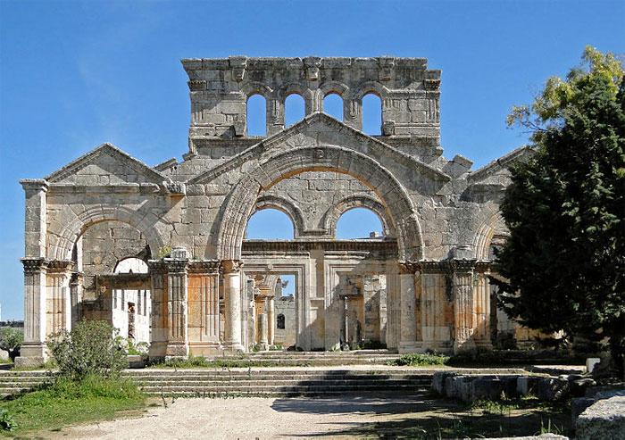 Iglesia de San Simón el Estilita