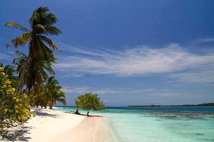 Los cayos de Morrocoy una de las mejores playas del país